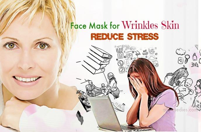 face mask for wrinkles