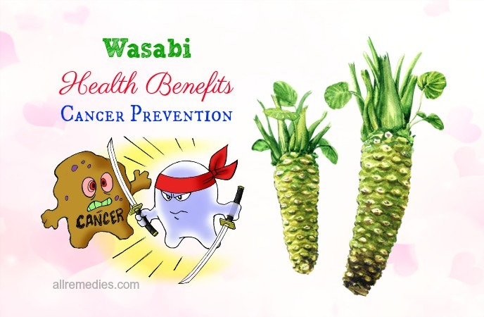 wasabi health benefits for beauty