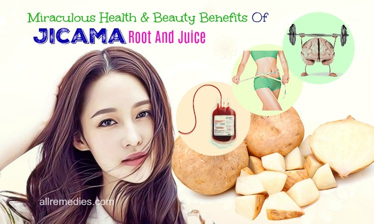 benefits of jicama