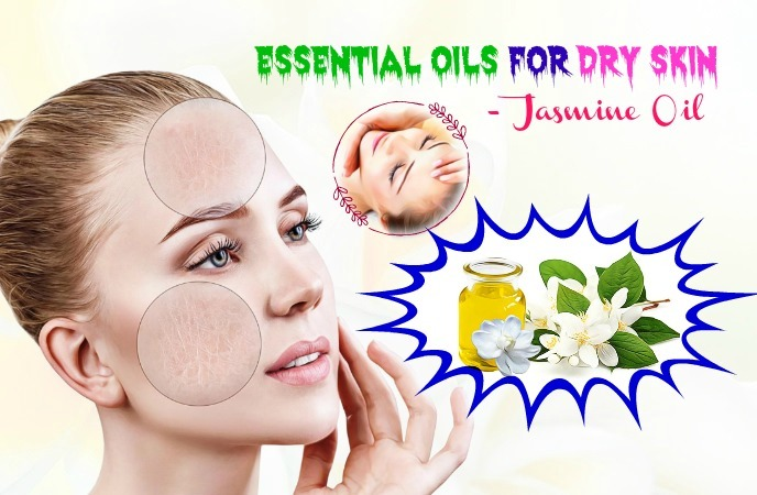 essential oils for dry skin on face