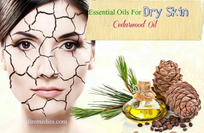 essential oils for dry skin rash