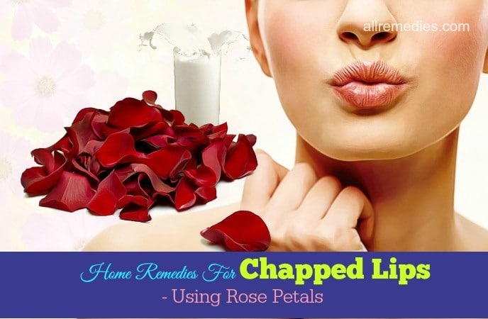 home remedies for chapped lips in summer