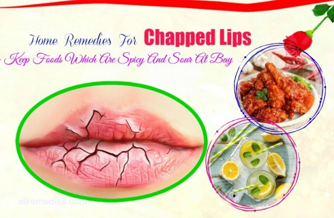 home remedies for chapped lips overnight