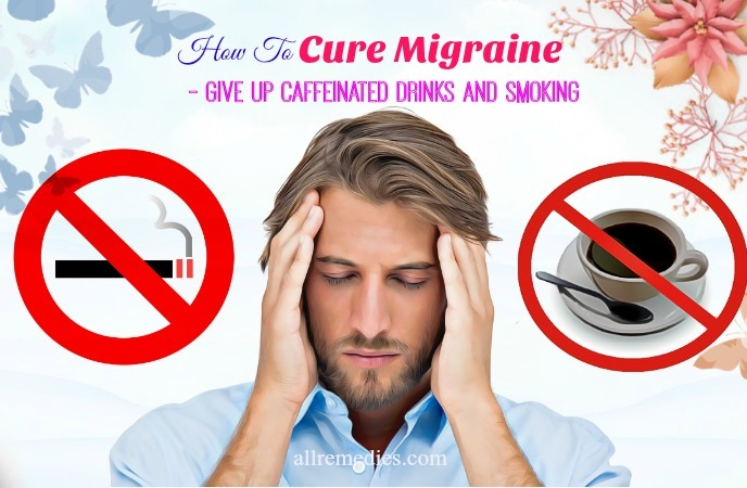 how to cure migraine headache