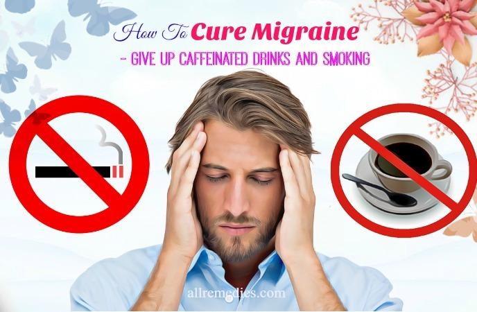 how to cure migraine headache