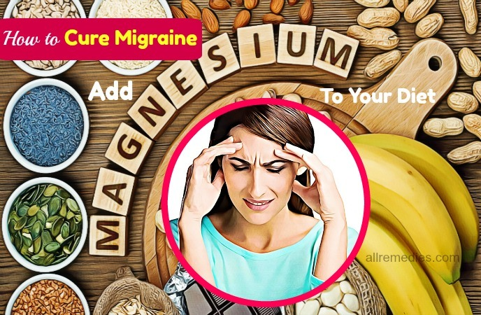 how to cure migraine naturally