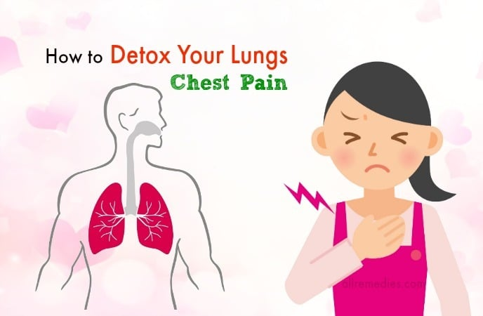 how to detox your lungs and liver