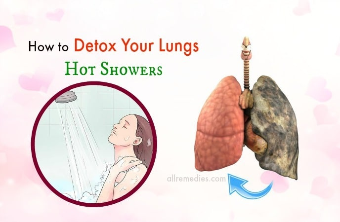 how to detox your lungs naturally
