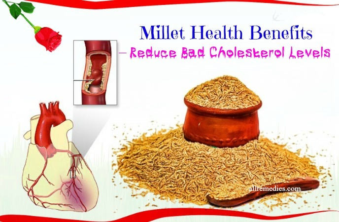 millet health benefits for skin