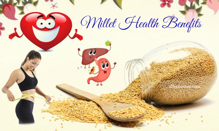 millet health benefits