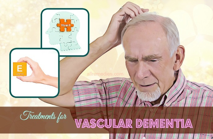 natural treatments for vascular dementia