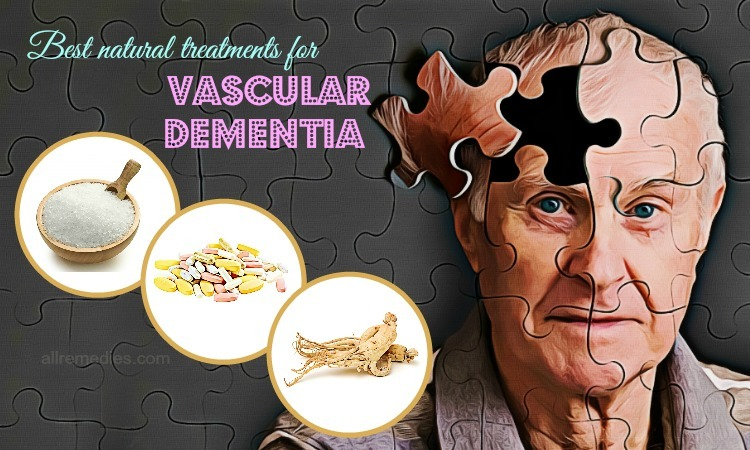 treatments for vascular dementia