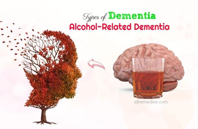 types of dementia-alcohol
