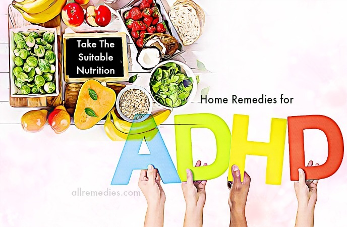 home remedies for adhd in children