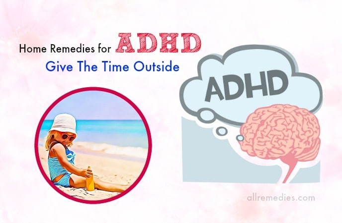 home remedies for adhd treatment