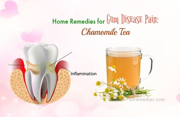 home remedies for gum disease treatment