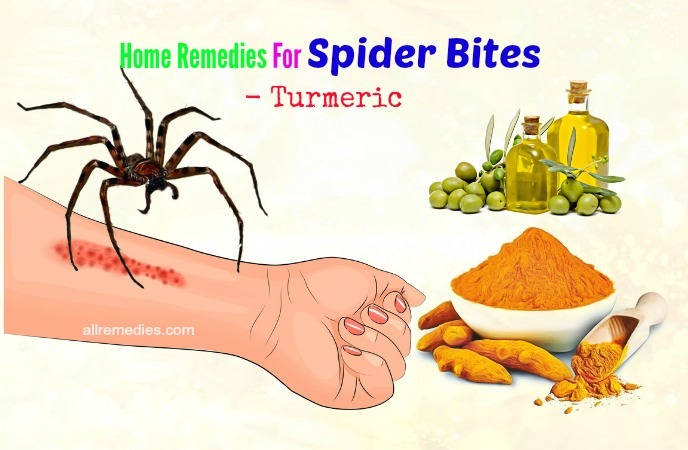 home remedies for spider bites itching