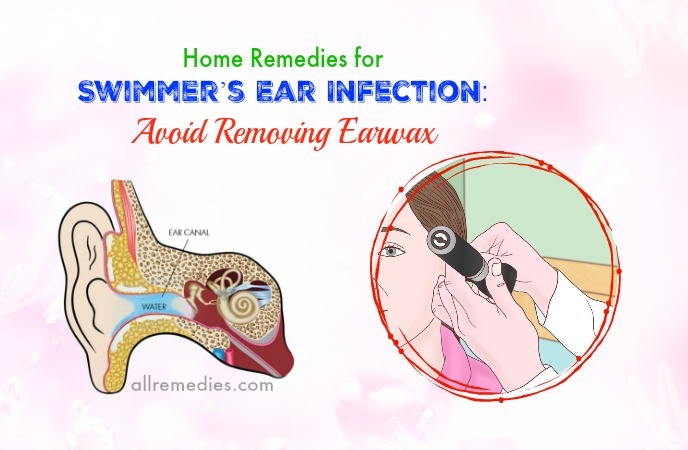 home remedies for swimmers ear infections