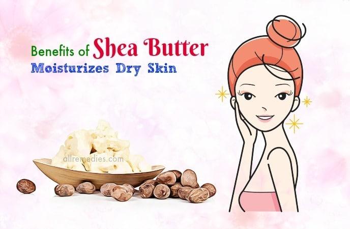 benefits of shea butter
