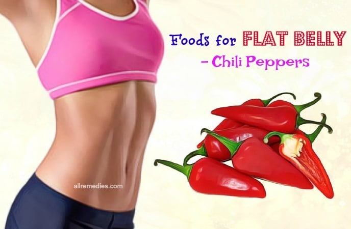 foods for flat belly diet