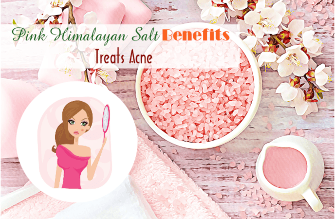 pink himalayan salt benefits for beauty