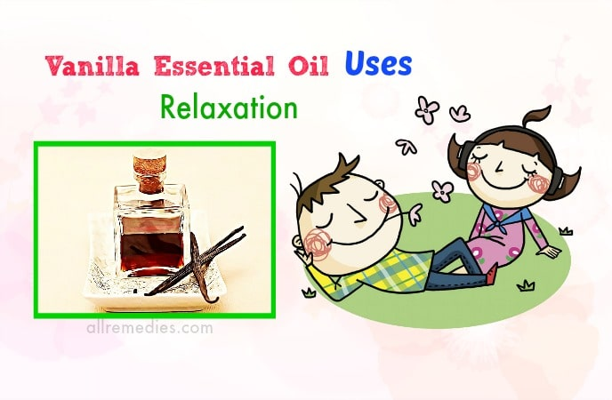 vanilla essential oil uses for skin