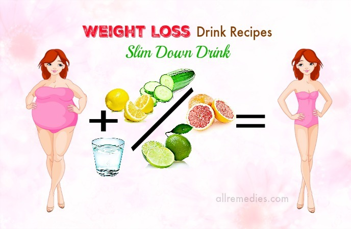 weight loss drink recipes for breakfast